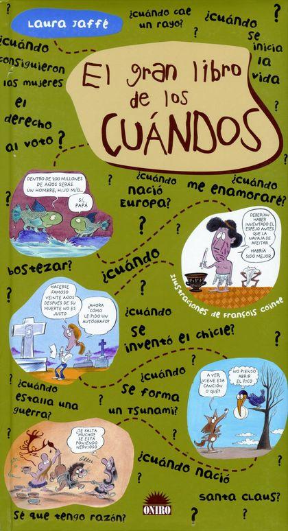 EL GRAN LIBRO DE LOS CUÁNDOS
