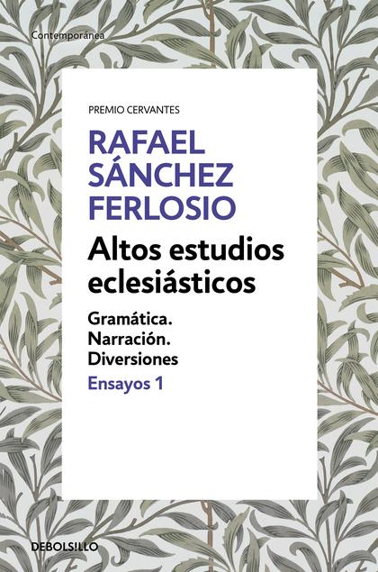 ALTOS ESTUDIOS ECLESIÁSTICOS