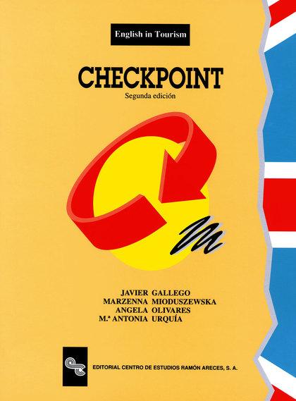 CHECKPOINT ENGLISH TOURISM + CASSTTE