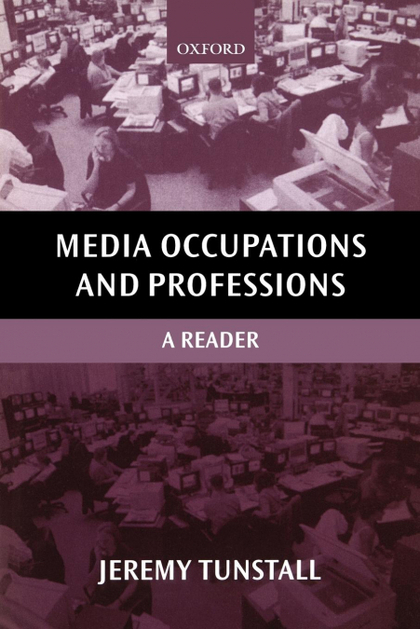 MEDIA OCCUPATIONS AND PROFESSIONS