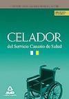CELADORES, SERVICIO CANARIO DE SALUD. SIMULACROS DE EXAMEN