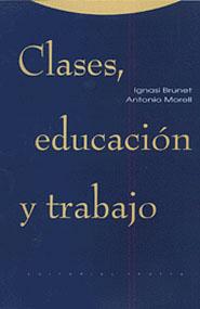 CLASES EDUCACION Y TRABAJO