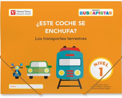 BUSCAPISTAS N-1 ¿ESTE COCHE SE ENCHUFA? (P3).