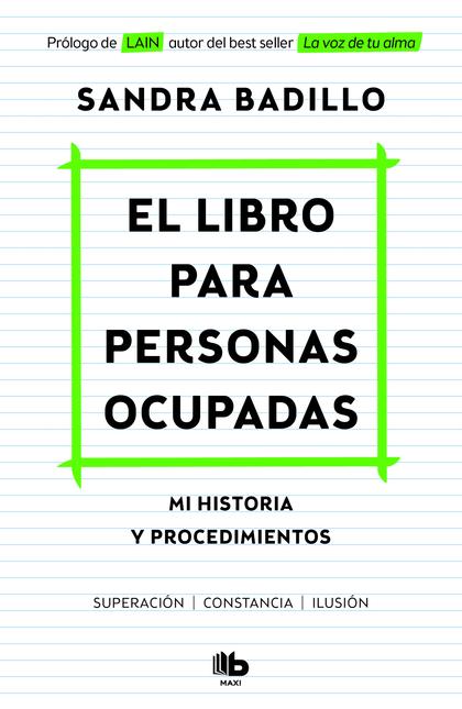 EL LIBRO PARA PERSONAS OCUPADAS.