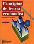 PRINCIPIOS TEORIA ECONOMICA