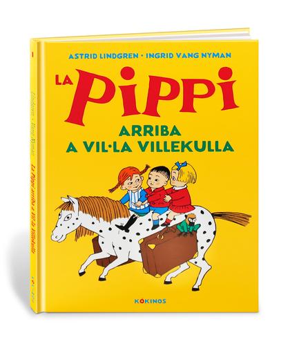 LA PIPPI ARRIBA A VIL.LA VILLEKULLA