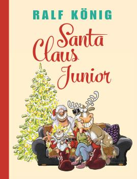 SANTA CLAUS JUNIOR RUSTICA.