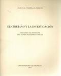 CIRUJANO Y LA INVESTIGACIÓN, EL