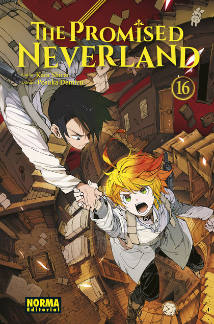 THE PROMISED NEVERLAND 16.