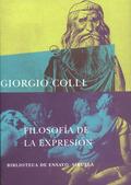 FILOSOFIA DE LA EXPRESION