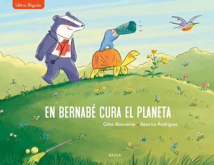 EN BERNABE CURA EL PLANETA CATALAN