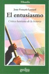 EL ENTUSIASMO.