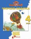 ´LLOPEVERMEL´, EDUCACIÓ INFANTIL, 4 ANYS. GUIA DIDÀCTICA