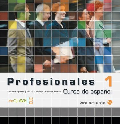 PROFESIONALES 1 - CD AUDIO