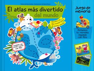 EL ATLAS MÁS DIVERTIDO DEL MUNDO.