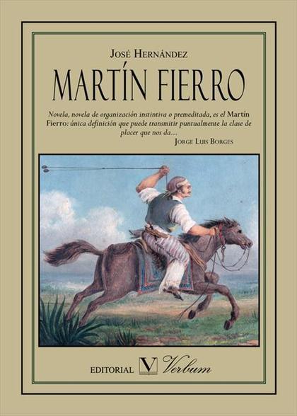 MARTÍN FIERRO.
