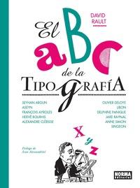 EL ABCD DE LA TIPOGRAFIA.