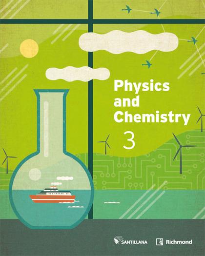 3ESO PHYSICS AND CHEMISTRY STD BK ED18.