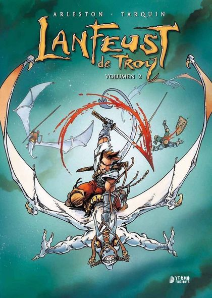 LANFEUST DE TROY 02.