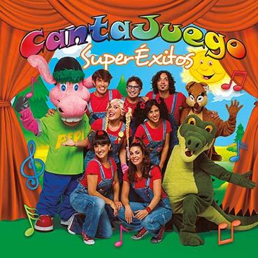 SUPER ÉXITOS - CANTA JUEGOS. LIBRO+CD+DVD