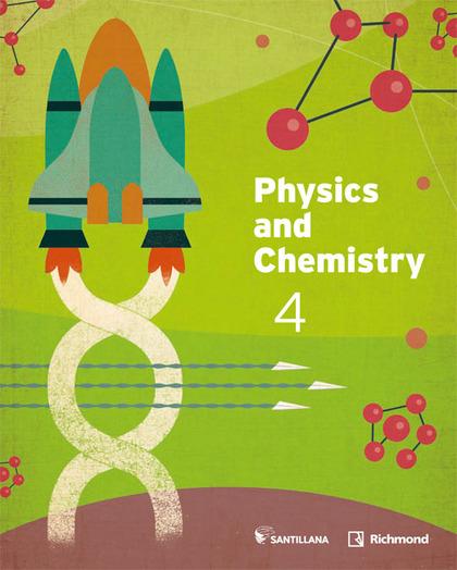 4ESO PHYSICS AND CHEMISTRY STD BK ED19.