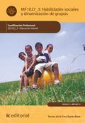HABILIDADES SOCIALES Y DINAMIZACIÓN DE GRUPOS