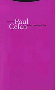 PAUL CELAN OBRAS COMPLETAS