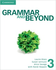 GRAMMAR AND BEYOND LEVEL 3 STUDENT´S BOOK