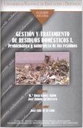 GESTIÓN Y TRATAMIENTO DE RESIDUOS DOMÉSTICOS