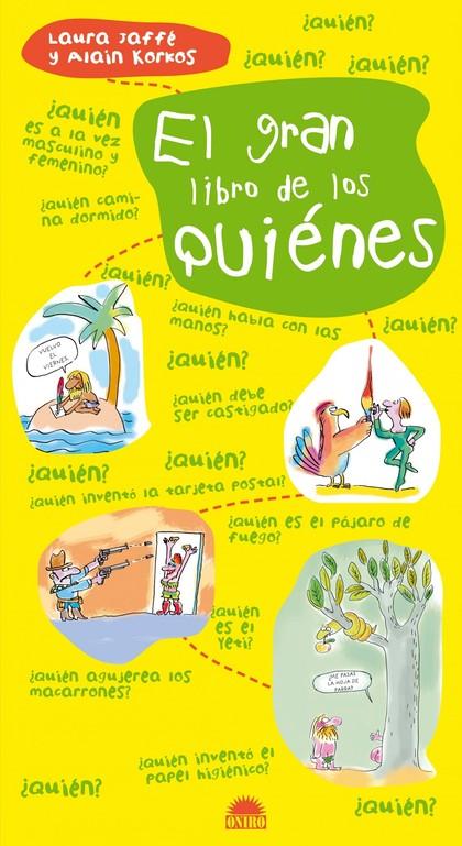EL GRAN LIBRO DE LOS QUIÉNES