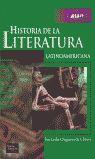 HISTORIA DELA LITERATURA LATINOAMERICANA