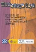 PREMIO DE INVESTIGACIÓN ASELE : ESTUDIO DE LAS COLOCACIONES LÉXICAS Y SU ENSEÑANZA EN ESPAÑOL C