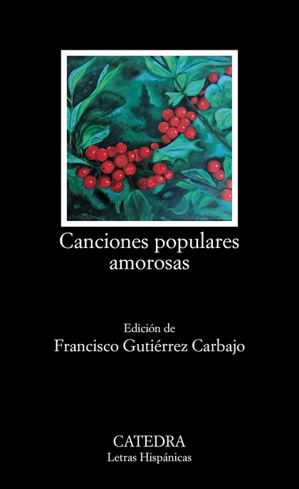CANCIONES POPULARES AMOROSAS.