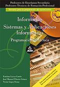 INFORMATICA SISTEMAS Y APLICACIONES INFORMATICAS. PROGRAMACION DIDACTI