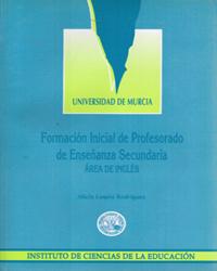 FORMACION INICIAL DE PROFESORADO ENSEÑANZA SECUNDARIA AREA INGLES