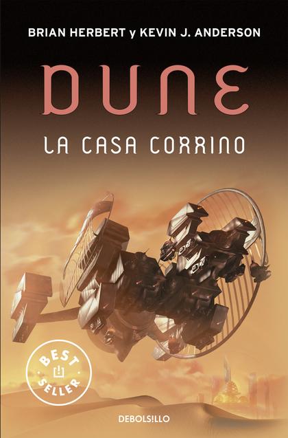 LA CASA CORRINO (PRELUDIO A DUNE 3).