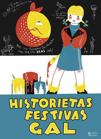 HISTORIETAS FESTIVAS GAL.