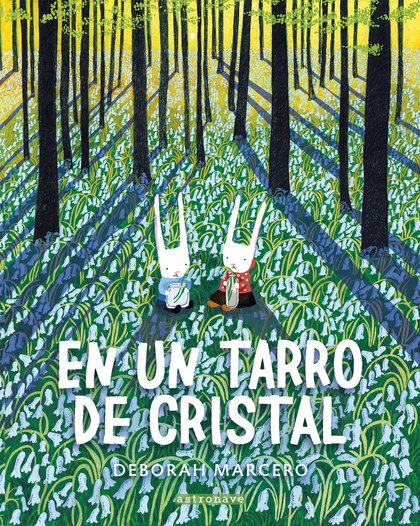 EN UN TARRO DE CRISTAL.