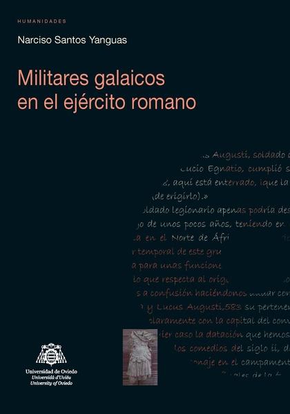 MILITARES GALAICOS EN EL EJÉRCITO ROMANO.