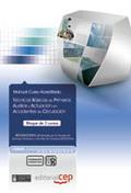 TÉCNICAS BÁSICAS DE PRIMEROS AUXILIOS Y ACTUACIÓN EN ACCIDENTES DE CIRCULACIÓN (ESSSCAN)