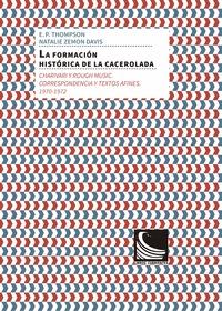 LA FORMACIÓN HISTÓRICA DE LA CACEROLADA: CHARIVARI Y ROUGH MUSIC.. CORRESPONDENCIA Y TEXTOS AFI
