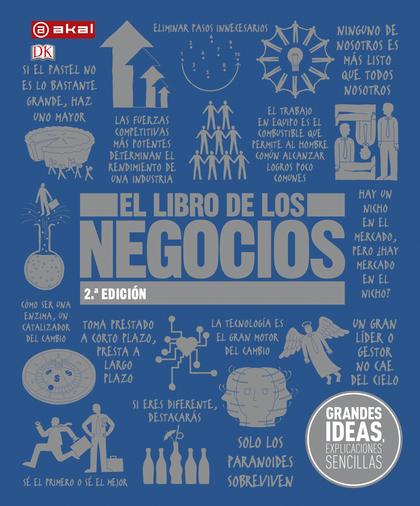 EL LIBRO DE LOS NEGOCIOS.