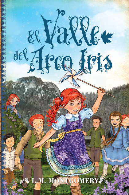 ANA EL VALLE DEL ARCO IRIS VII.