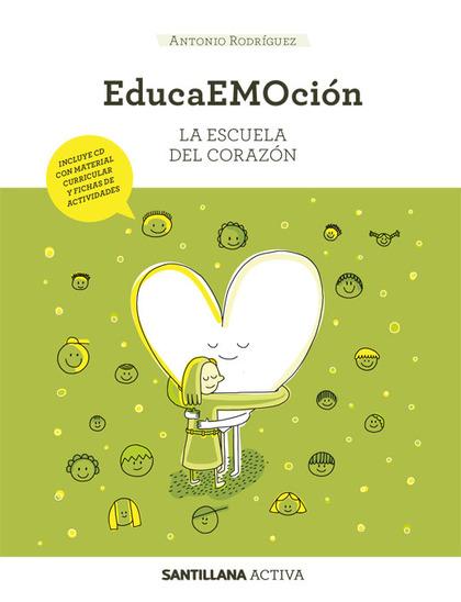 SANTILLANA ACTIVA EDUCAEMOCIÓN + CD ED18.