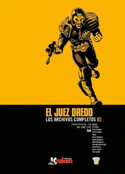 JUEZ DREDD 02 ARCHIVOS COMPLETOS.