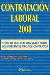 CONTRATACIÓN LABORAL 2008