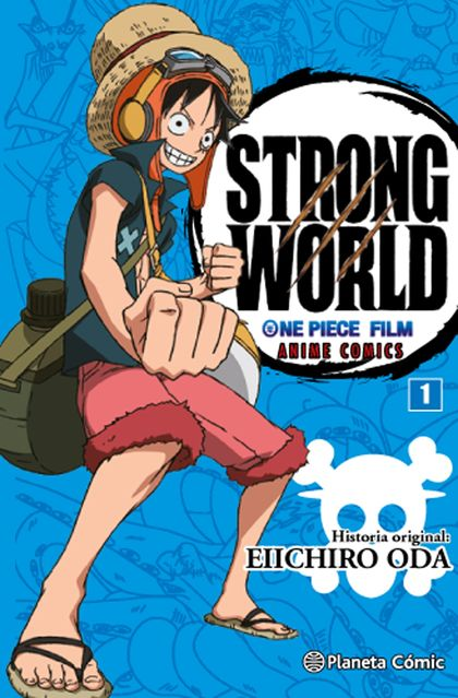 ONE PIECE STRONG WORLD Nº 01.