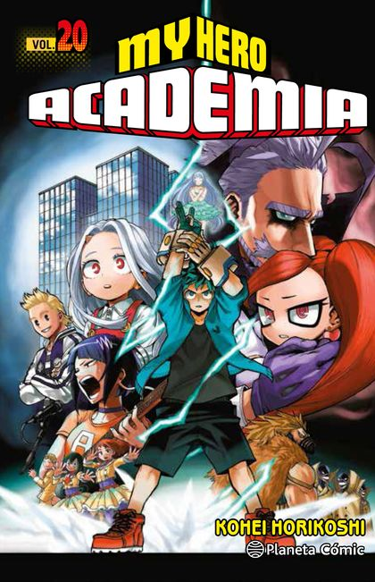 MY HERO ACADEMIA Nº 20.