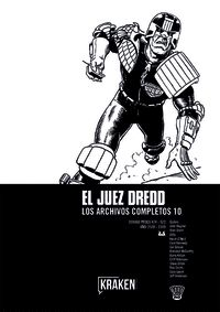 JUEZ DREDD. LOS ARCHIVOS COMPLETOS 10.