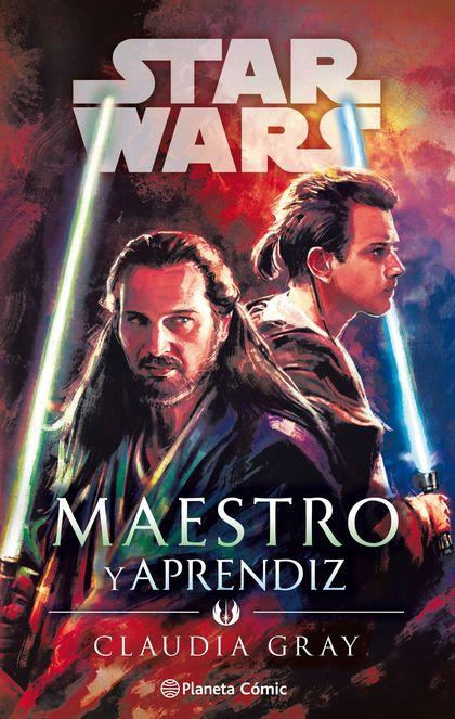 STAR WARS MAESTRO Y APRENDIZ (NOVELA).